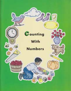 Counting with Numbers workbook