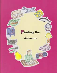Finding the Answers workbook
