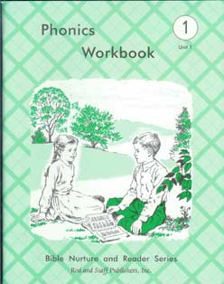 Grade 1 Phonics Workbook Unit 1