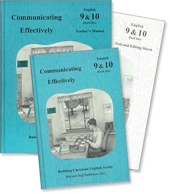 "Grade 9 English ""Communicating Effectively"" Book 1 Set"