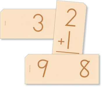 Grade 1 Math Flash Cards
