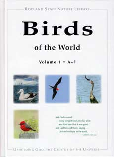 Birds of the World, Volume 1 (A-F)