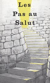 French Tract [C] - Les pas au salut [Steps to Salvation]