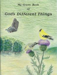LJB - My Green Book of Gods Different Things