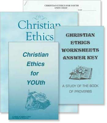 Christian Ethics for YOUth Set