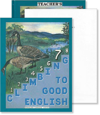 Grades 7-8 Climbing to Good English - Set