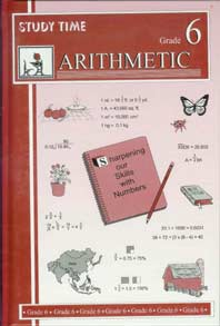 Grade 6 Study Time Arithmetic - Textbook