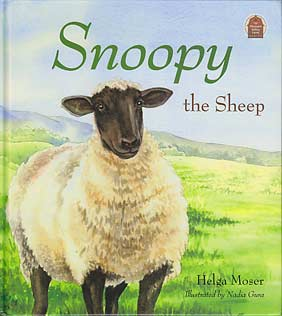 "Snoopy the Sheep - ""Pleasant Valley Farm Series"""
