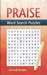 Praise Word Search Puzzles