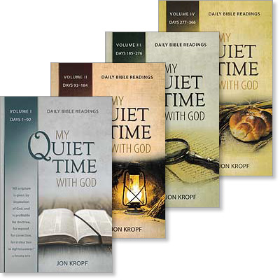 My Quiet Time With God