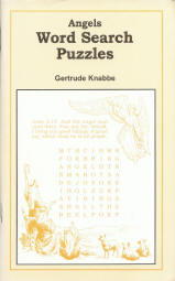 Angels Word Search Puzzles