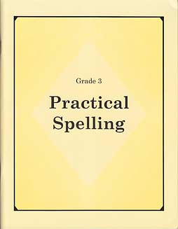 Grade 3 Practical Spelling Workbook