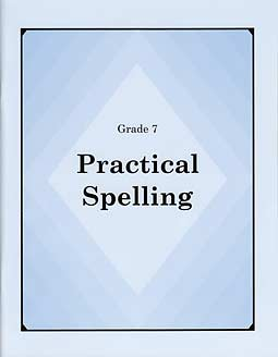 Grade 7 Practical Spelling Workbook