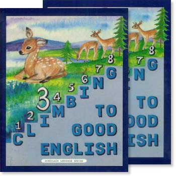 Grade 3 Climbing to Good English - Set