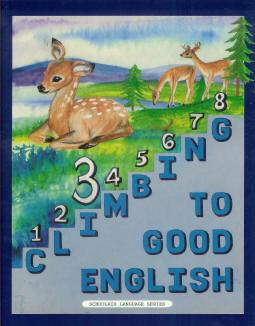 Grade 3 Climbing to Good English - Pupil Workbook
