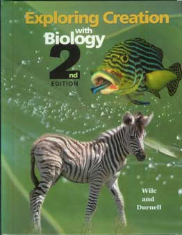 Grade 9 Apologia Biology (2nd Ed) Pupil Textbook