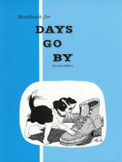 "Grade 1 Pathway ""Days Go By"" Workbook"
