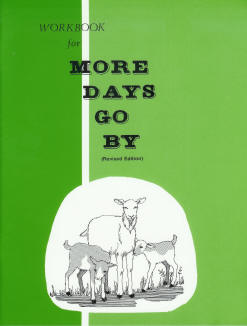 "Grade 1 Pathway ""More Days Go By"" Workbook"