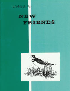 "Grade 3 Pathway ""New Friends"" Workbook"
