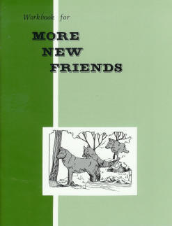 "Grade 3 Pathway ""More New Friends"" Workbook"