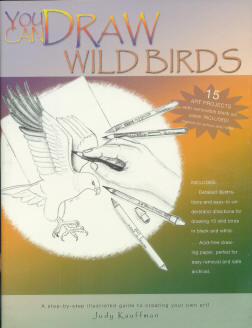 You Can Draw Wild Birds