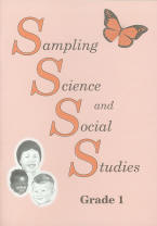 Grade 1 - Sampling Science and Social Studies