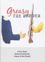 Greasy the Robber