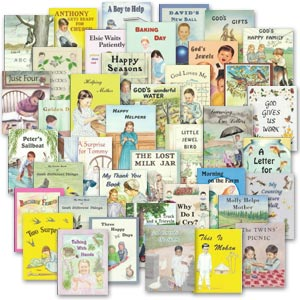 Little Jewel Books - Set of 50