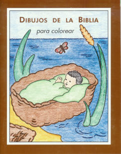 Dibujos de la Biblia para colorear [Bible Pictures to Color]