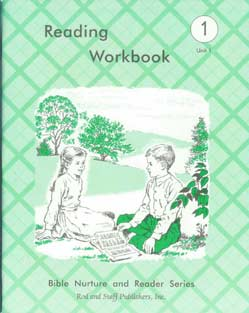 Grade 1 Reading Workbook Unit 1