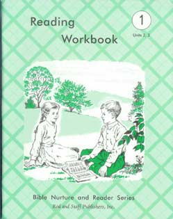 Grade 1 [PREV EDITION] Reading Workbook Units 2,3