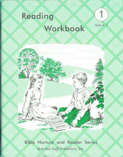 Grade 1 Reading Workbook Units 4,5