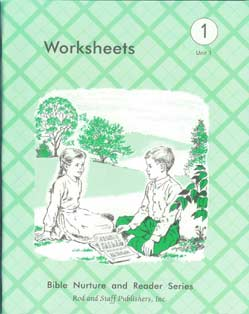 Grade 1 Worksheets Unit 1