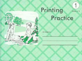DISCOUNT - A - Grade 1 [2nd Ed] Printing Practice Units 4,5