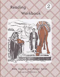 Grade 2 Reading Workbook Unit 1