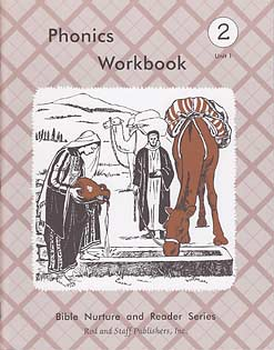 Grade 2 Phonics Workbook Unit 1