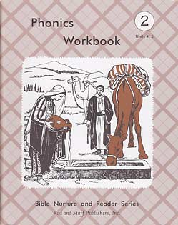 Grade 2 Phonics Workbook Units 4,5