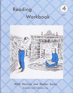 Grade 4 Reading Workbook Unit 1