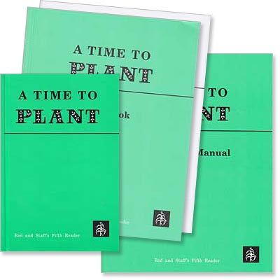 "Grade 5 Reading ""A Time to Plant"" Set"