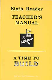 Grade 6 [PREV EDITION] Reader Teacher's Manual