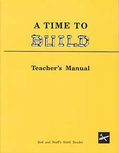Grade 6 Reading Workbook Teacher's Manual