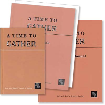 "Grade 7 Reading ""A Time to Gather"" Set"