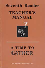 Grade 7 [PREV EDITION] Reader Teacher's Manual
