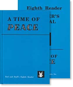 "Grade 8 Reading ""A Time of Peace"" Set"