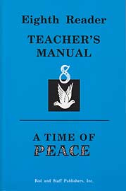 Grade 8 Reader Teacher's Manual