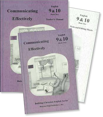 "Grade 10 English ""Communicating Effectively"" Book 2 Set"