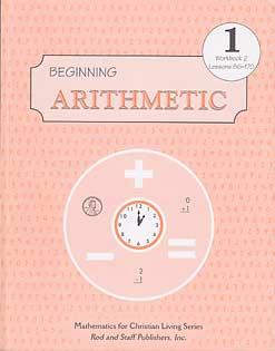 Rod and Staff Mathematics 7 pupil's textbook