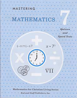 Grade 7 Math Quizzes and Speed Tests