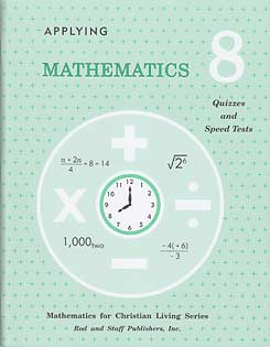 Grade 8 Math Quizzes and Speed Tests