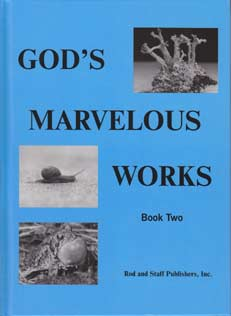 "Grade 6 Nature Science ""God's Marvelous Works"" Book 2 Pupil Textbook"